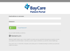 Mybaycare.org thumbnail