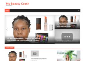 Mybeautycoach.net thumbnail