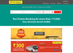 Mybustickets.in thumbnail