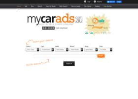 Mycarads.com.au thumbnail