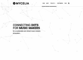 Myceliaformusic.org thumbnail