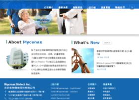 Mycenax.com.tw thumbnail