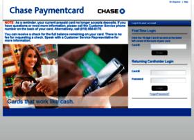 Mychasepaymentcard.com thumbnail