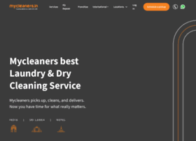 Mycleaners.in thumbnail