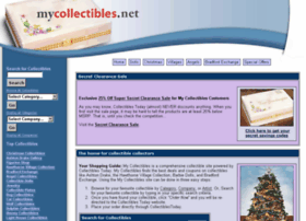 Mycollectibles.net thumbnail