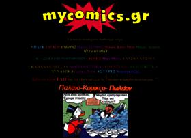 Mycomics.gr thumbnail