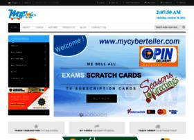 Mycyberteller.com thumbnail