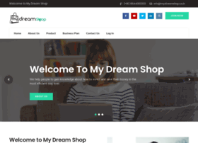 Mydreamshop.co.in thumbnail