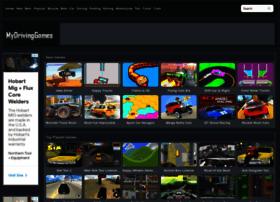 Mydrivinggames.com thumbnail