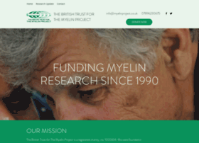 Myelinproject.co.uk thumbnail