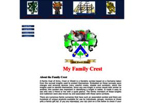 Myfamilycrest.us thumbnail