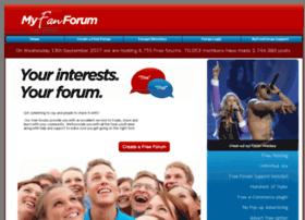 Myfanforum.org thumbnail