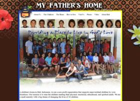 Myfathershome.net thumbnail