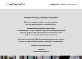 Myfinancial.pro thumbnail