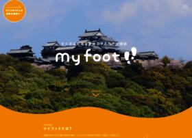 Myfoot-ehime.jp thumbnail