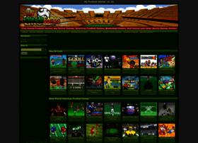 Myfootballgames.co.uk thumbnail
