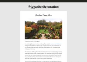 Mygardendecoration.com thumbnail