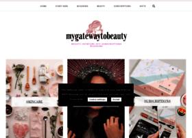 Mygatewaytobeauty.com thumbnail