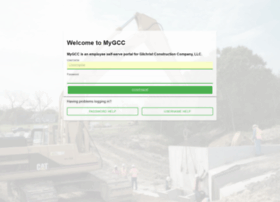 Mygcc.gilchristconstruction.com thumbnail