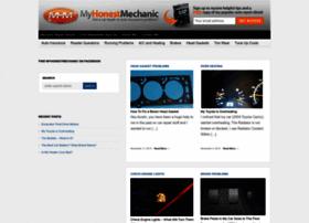 Myhonestmechanic.com thumbnail