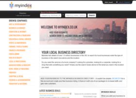 Myindex.co.uk thumbnail