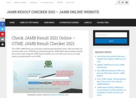 Myjamb.org thumbnail