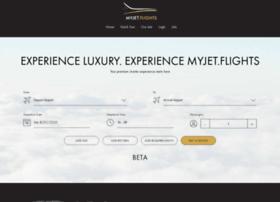 Myjet.flights thumbnail