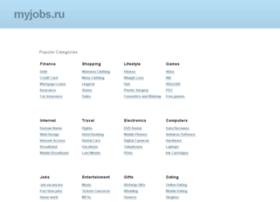 Myjobs.ru thumbnail