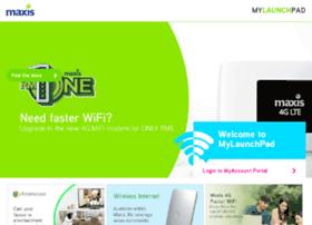 Maxis Broadband Sdn Bhd at Website Informer