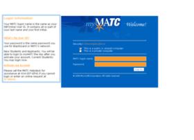 Mymatc.matc.edu thumbnail