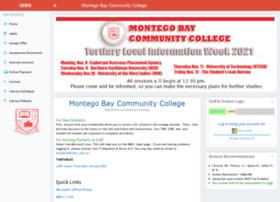 Mymbcc.edu.jm thumbnail