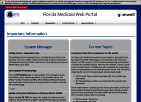 Mymedicaid-florida.com thumbnail