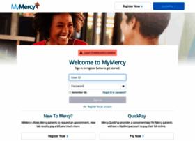 Mymercy.net thumbnail
