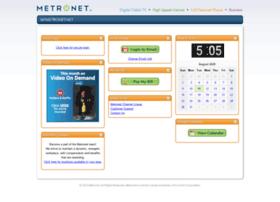 Mymetronet