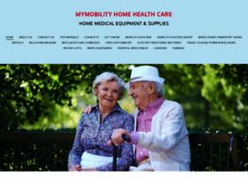 Mymobility.ca thumbnail