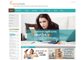 Mymoneycoach.ca thumbnail