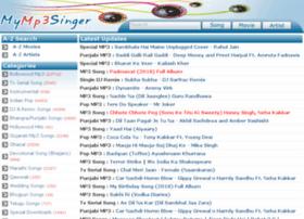 Mymp3singer.net thumbnail