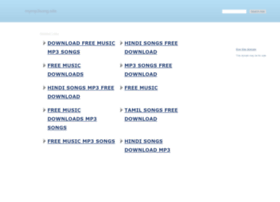 Mymp3song.site thumbnail