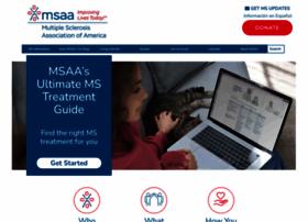 Mymsaa.org thumbnail