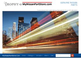 Mynissanparts.com thumbnail