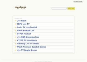 Myp2p.gs thumbnail