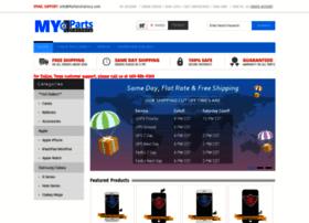 Mypartsfactory.com thumbnail
