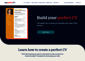 Myperfectcv.co.uk thumbnail