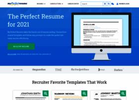 myperfectresume at wi resume builder free resume