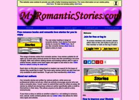 Myromanticstories.com thumbnail