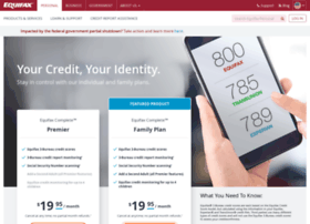 Myservices.equifax.com thumbnail