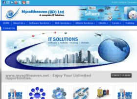Mysoftheaven.net thumbnail