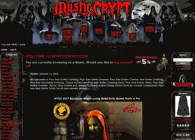 Mysticcrypt.com thumbnail