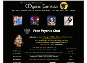Mysticfamiliar.com thumbnail