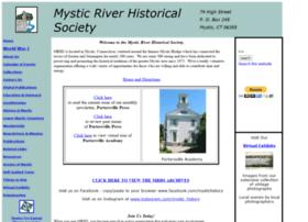 Mystichistory.org thumbnail